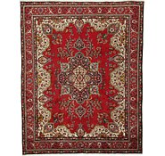Link to 9' 8 x 12' 1 Tabriz Persian Rug