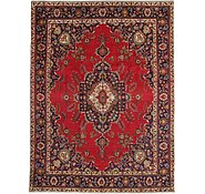 Link to 9' 6 x 12' 7 Tabriz Persian Rug