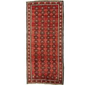 Link to 5' x 11' Shiraz Persian Runner Rug
