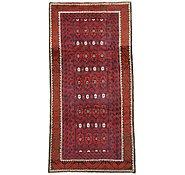 Link to 5' 1 x 10' 2 Shiraz Persian Rug