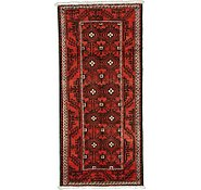 Link to 4' 1 x 8' 10 Shiraz Persian Runner Rug