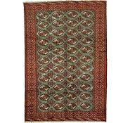Link to 6' 6 x 9' 4 Shiraz Persian Rug