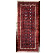 Link to 5' 2 x 11' 5 Shiraz Persian Runner Rug