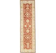 Link to 2' 7 x 9' 2 Peshawar Ziegler Oriental Runner Rug
