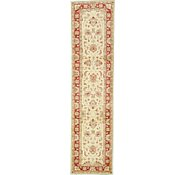 Link to 2' 7 x 10' 5 Peshawar Ziegler Oriental Runner Rug