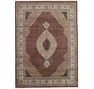 Link to 8' 4 x 11' 6 Tabriz Oriental Rug