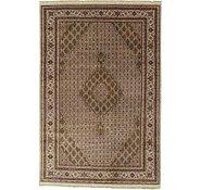 Link to 6' 6 x 9' 9 Tabriz Oriental Rug