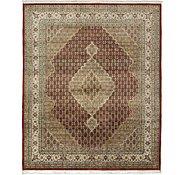 Link to 8' 1 x 9' 9 Tabriz Oriental Rug
