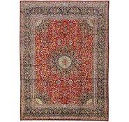 Link to 9' 9 x 13' 1 Mashad Persian Rug