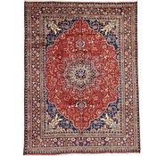 Link to 9' 5 x 12' 6 Mashad Persian Rug
