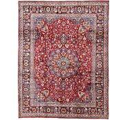 Link to 9' 9 x 12' 8 Mashad Persian Rug