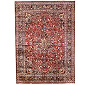 Link to 9' 7 x 13' 5 Mashad Persian Rug