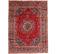 Link to 9' 8 x 12' 11 Mashad Persian Rug