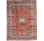 Link to 9' 6 x 12' 11 Mashad Persian Rug
