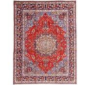 Link to 9' 7 x 12' 8 Mashad Persian Rug