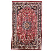 Link to 9' 9 x 15' 9 Mashad Persian Rug