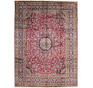 Link to 11' 10 x 16' 1 Mashad Persian Rug