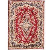 Link to 9' 10 x 13' 4 Kerman Persian Rug