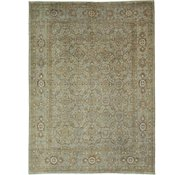 Link to 8' 9 x 11' 10 Over-Dyed Ziegler Oriental Rug