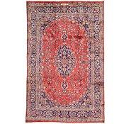 Link to 7' 10 x 12' 3 Mashad Persian Rug