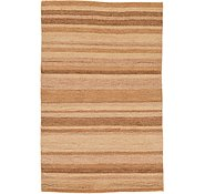 Link to 3' 9 x 6' Indo Gabbeh Rug