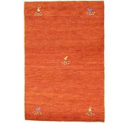 Link to 3' 10 x 5' 9 Indo Gabbeh Rug