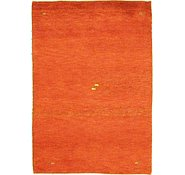 Link to 3' 11 x 5' 8 Indo Gabbeh Rug