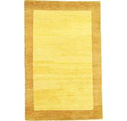 Link to 3' 10 x 6' Indo Gabbeh Rug