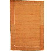 Link to 6' 6 x 9' 7 Indo Tibet Rug