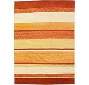 Link to 8' 2 x 11' 3 Indo Gabbeh Rug