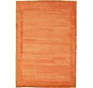 Link to 6' 10 x 9' 8 Indo Gabbeh Rug