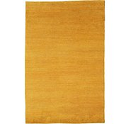 Link to 6' 6 x 9' 10 Indo Gabbeh Rug