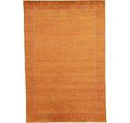 Link to 6' 6 x 9' 9 Indo Tibet Rug