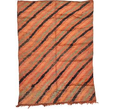132x185 Moroccan Rug
