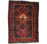 Link to 4' 8 x 6' 6 Shiraz Persian Rug