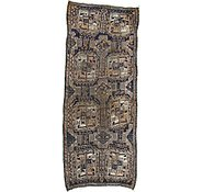 Link to 3' 9 x 9' 1 Balouch Persian Runner Rug