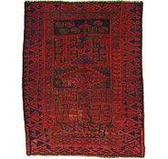 Link to 4' 5 x 5' 8 Shiraz Persian Rug