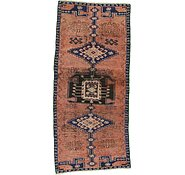 Link to 3' 4 x 7' 5 Shiraz Persian Runner Rug