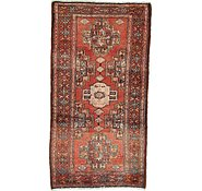 Link to 3' 6 x 6' 7 Hamedan Persian Rug