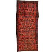Link to 4' 3 x 9' 8 Hamedan Persian Runner Rug