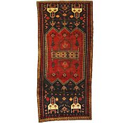 Link to 4' 1 x 9' Sirjan Persian Rug