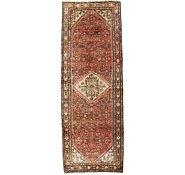Link to 3' 10 x 10' 6 Hamedan Persian Runner Rug