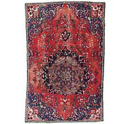 Link to 4' x 6' 3 Mashad Persian Rug