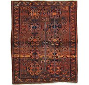 Link to 4' 9 x 5' 10 Shiraz Persian Rug