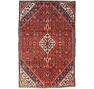 Link to 5' 10 x 9' 1 Hamedan Persian Rug