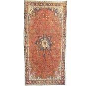 Link to 4' 10 x 9' 7 Hamedan Persian Rug