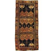 Link to 4' 2 x 9' Sirjan Persian Rug