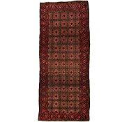 Link to 3' 8 x 8' 7 Shiraz Persian Runner Rug