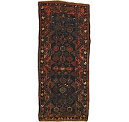 Link to 4' 9 x 11' Shiraz Persian Runner Rug