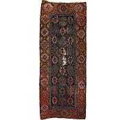 Link to 3' 3 x 8' Hamedan Persian Runner Rug